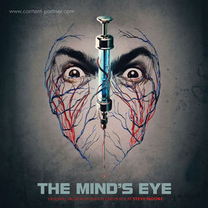 Steve Moore - The Mind's Eye/O.S.T. (2LP+MP3)