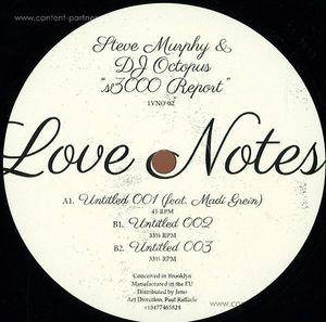 Steve Murphy / DJ Octopus - S3000 Report
