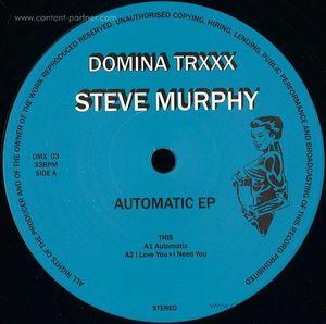 Steve Murphy - Automatic Ep