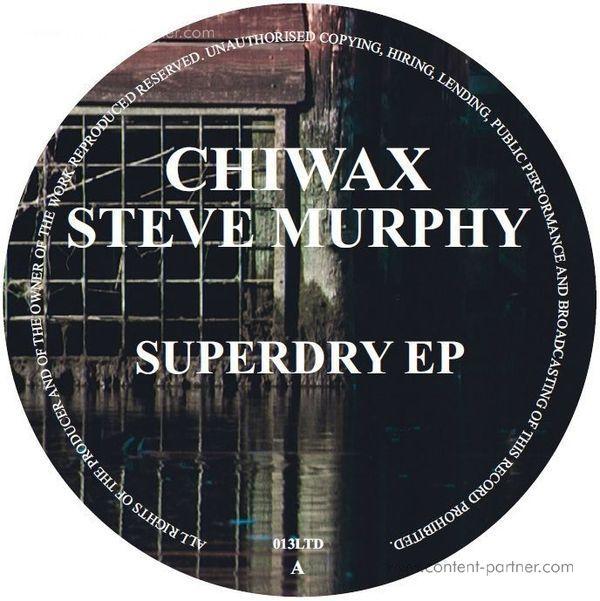 Steve Murphy - Superdry EP
