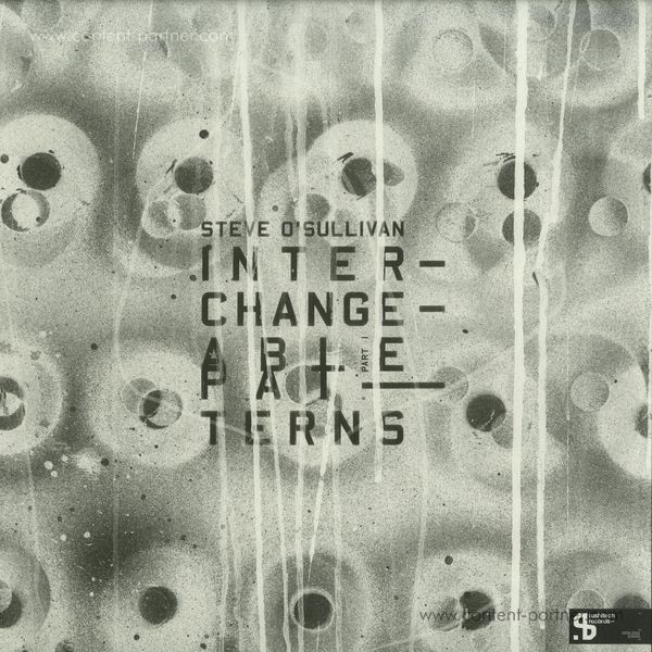 Steve O'Sullivan - Interchangeable Patterns, Part 1