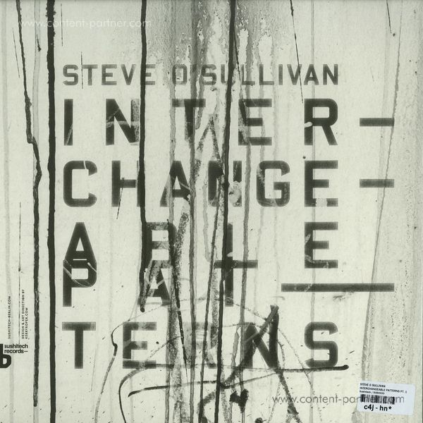 Steve O'Sullivan - Interchangeable Patterns, Part 1 (Back)