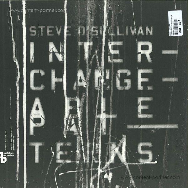 Steve O'Sullivan - Interchangeable Patterns, Part 2 (Back)