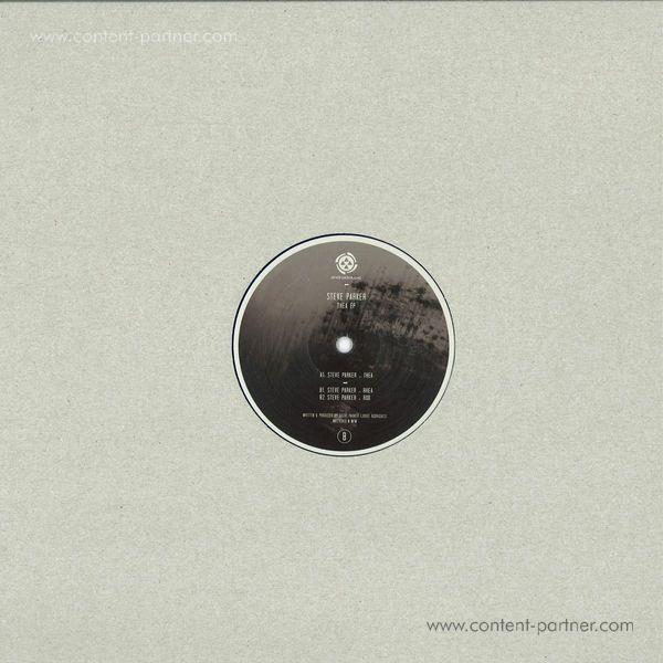 Steve Parker - Thea EP (Back)