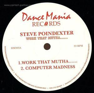 Steve Poindexter - Work That Motherfucker