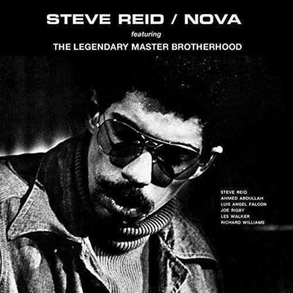 Steve Reid - Nova (Reissue)