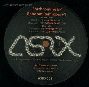 Steve Stoll / Dijj (Perc Remix) - Forthcoming EP / Random Remixxes v1