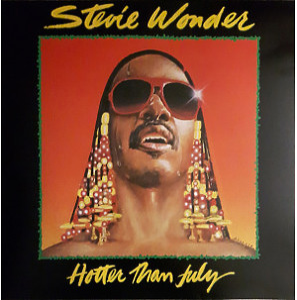 Stevie Wonder - Hotter Than July (LP Reissue)