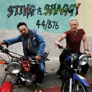 Sting & Shaggy - 44/876 (Ltd. edition red vinyl)