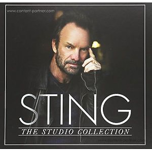 Sting - The Complete Studio Collection (Ltd. 16LP Box)