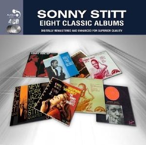 Stitt,Sonny - 8 Classic Albums