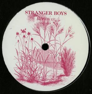 Stranger Boys - Berlin EP