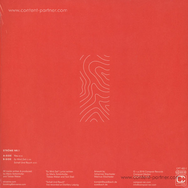 Ströme - Nr.1 (Back)