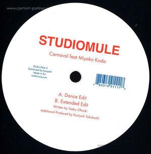 Studio Mule - Carnaval feat Miyako Kouda aka Dip In The Pool
