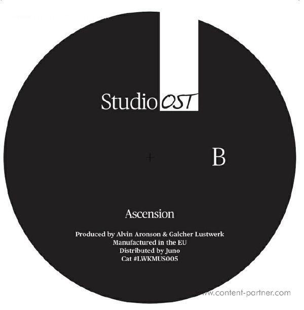 Studio Ost - Eventide / Ascension (Back)