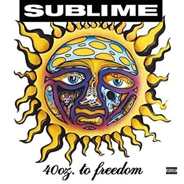 Sublime - 40oz.To Freedom (2LP)