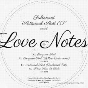 Subtenant - Artisanal Acid EP