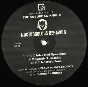 Suburban Knight - Nocturbulous Behavior (2019 Repress)