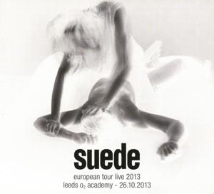 Suede - European Tour Live 2013