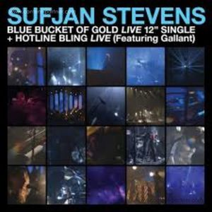 Sufjan Stevens - Bucket Of Gold (Live) (Ltd. Blue transp. Vinyl)