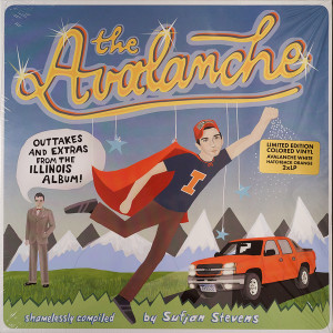 Sufjan Stevens - The Avalanche (Ltd. Coloured Vinyl 2LP)