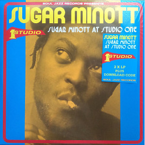 Sugar Minott - Sugar Minott At Studio One (2LP Repress)