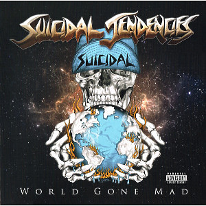 Suicidal Tendencies - World Gone Mad (2LP, Gatefold)