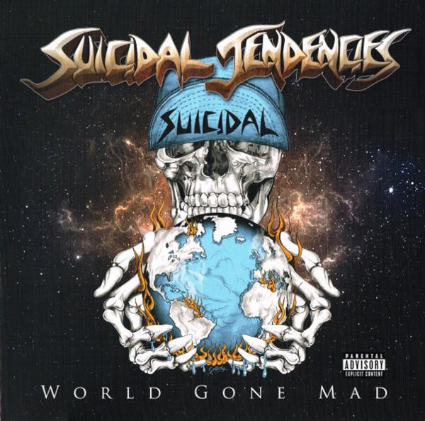 Suicidal Tendencies - World Gone Mad (2LP, Gatefold)