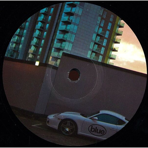 Sully - Blue (Limited 2x12'' Repress)