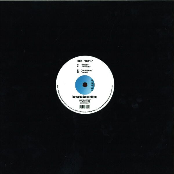 Sully - Blue (Limited 2x12'' Repress) (Back)