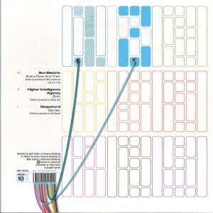 Sun Electric, Higher Intelligence Agency, Deepchor - De:10.02 (Back)