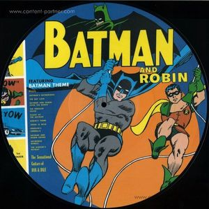 Sun Ra & The Blues Project - Batman & Robin (Picture Disc)