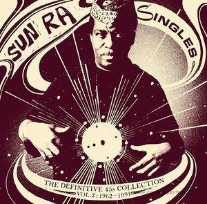 Sun Ra - Singles Volume 2: 1962-1991 (3LP+MP3)