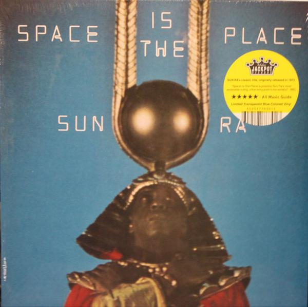 Sun Ra - Space Is the Place (Ltd. Blue Transp. Vinyl)