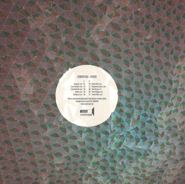 Sunken Foal - Hexose LP (Back)