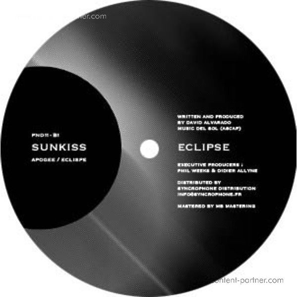 Sunkiss - Apogee/ Eclipse BACK IN (Back)
