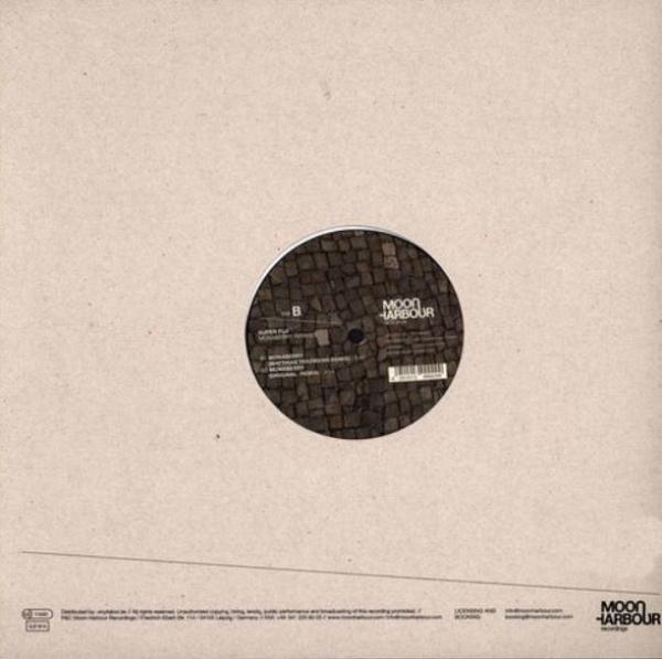 Super Flu - Monaberry Remixes (Back)