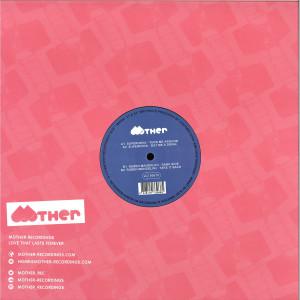 Supernova / Ruben Mandolini - Turn Me Around / Dark Side (Back)