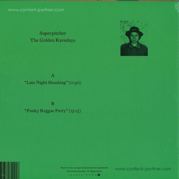 Superpitcher - The Golden Ravedays 12 (Back)