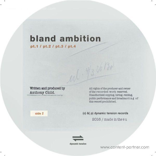 Surgeon - Bland Ambition (Back)