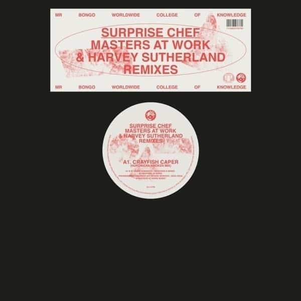 Surprise Chef - Masters At Work & harvey Sutherland Remixes