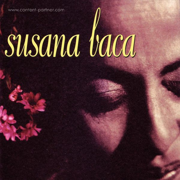 Susana Baca - Susana Baca (LP)