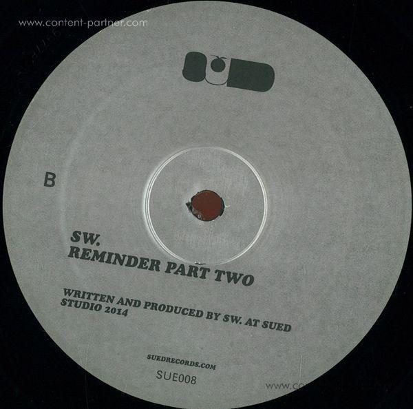 Sw - Reminder Part 2 (Back)