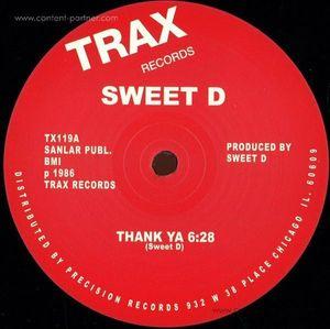 Sweet D - Thank Ya