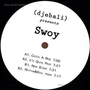 Swoy - EP (Rhythm & Soul Rmx) / vinyl only
