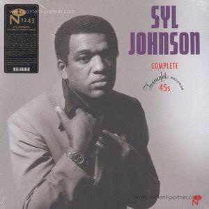Syl Johnson - Complete Twinight Singles (2LP)