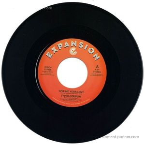 Sylvia Striplin - Give Me Your Love/ You Cant Turn Me Away