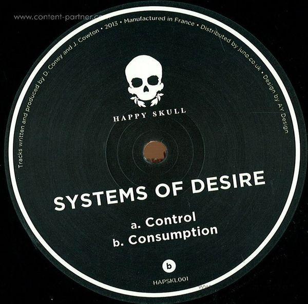 Systems Of Desire aka. Kowton & Hyetal - Control