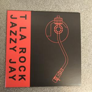 """T La Rock & Jazzy Jay - It's Yours (RSD 7"""" Reissue)"""
