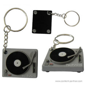 TECHNICS ACCESSORIES - DECK KEY RING